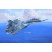 81713 Hobby Boss Самолет Su-27UB Flanker C, 1/48