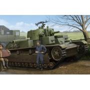 83855 Hobby Boss Soviet T-28 Medium Tank (Cone turret), 1/35