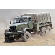 85506 Hobby Boss Армейский грузовик Russian KrAZ-255B, 1/35