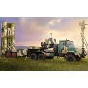 85511 Hobby Boss Russian KrAZ-260B Tractor with 5P85TE TEL S-300PMU, 1/35