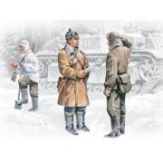 35051 ICM Фигуры Пехота РККА (1939-1942), 1/35