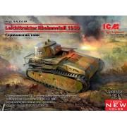 35330 ICM Leichttraktor Rheinmetall 1930, Германский танк, 1/35