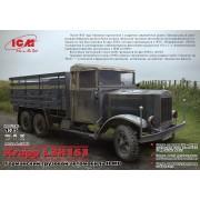 35461 ICM Krupp L3H163, немецкий грузовой автомобиль, 2МВ, 1/35
