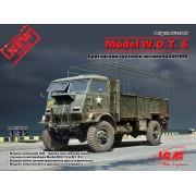 35507 ICM Model W.O.T. 6, Британский грузовой автомобиль ІІ МВ, 1/35