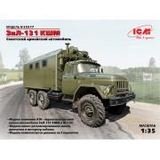 35517 ICM ЗиЛ-131 КШМ, Советский военный автомобиль, 1/35