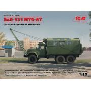 35520 ICM ЗиЛ-131 MTO-AT, Советский армейский автомобиль, 1/35