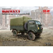 35590 ICM Model W.O.T. 8, Британский грузовой автомобиль ІІ МВ, 1/35