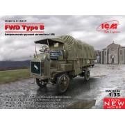 35655 ICM FWD Type B, Грузовик армии США I МВ, 1/35
