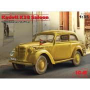 35478 ICM Kadett K38 Седан, Германский легковой автомобиль ІІ МВ, 1/35