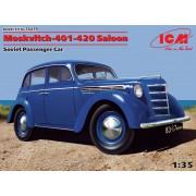 35479 ICM Советский легковой автомобиль Москвич-401-420, 1/35