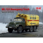 35518 ICM ЗиЛ-131 Аварийная служба, Советский автомобиль, 1/35