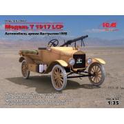 35663 ICM Model T 1917 LCP, Армейский автомобиль Австралии І МВ, 1/35