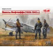 32101 ICM Фигуры, Пилоты Люфтваффе (1939-1945 г.), 1/32