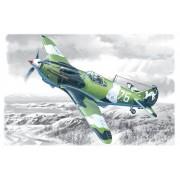 48091 ICM ЛаГГ-3 1 серии, совесткий истребитель ІІ Мировой войны, 1/48
