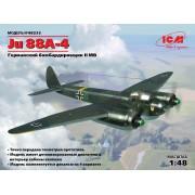48233 ICM Ju 88A-4, Германский бомбардировщик ІІ МВ, 1/48