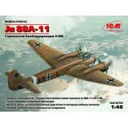 48235 ICM Ju 88A-11, Германский бомбардировщик ІІ МВ, 1/48