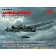 48236 ICM Ju 88A-4/Torp, Германский торпедоносец ІІ МВ, 1/48