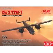 48271 ICM Do 217N-1, Германский ночной истребитель ІІ МВ, 1/48