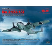 48272 ICM Do 217J-1/2, Германский ночной истребитель II МВ, 1/48