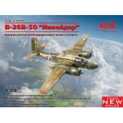 48281 ICM B-26B-50 Инвейдер, Американский бомбардировщик (война в Корее), 1/48