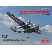 48282 ICM B-26B-15 Инвейдер (Invader) Американский бомбардировщик 2 МВ, 1/48