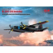 48284 ICM B-26С-50 Invader, Американский бомбардировщик (война в Корее), 1/48