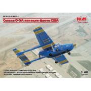 48291 ICM Cessna O-2A авиации флота США, 1/48