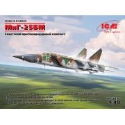 48905 ICM МиГ-25 БМ, Советский противорадарный самолет, 1/48