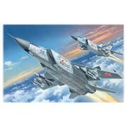 72171 ICM Советский тяжелый перехватчик МиГ-25 ПД, 1/72