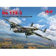 72308 ICM Do 17Z-2, Бомбардировщик ВВС Финляндии ІІ МВ, 1/72