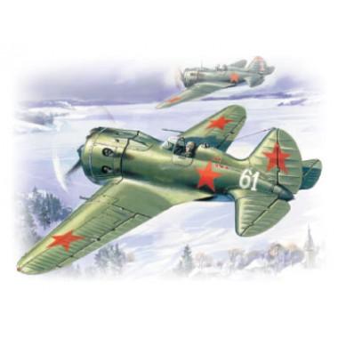 72071 ICM Самолет И-16 тип 24,  Советский истребитель, 1/72