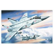 72151 ICM МиГ-31 Foxhound, Советский тяжелый перехватчик, 1/72