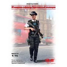 16009 ICM Фигура, Офицер Британской Полиции, 1/16