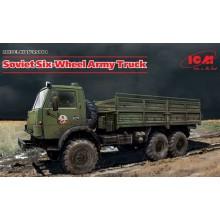 35001 ICM Советский 6-ти колёсный армейский автомобиль, 1/35