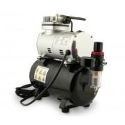 1302 JAS Компрессор 1203, с регулятором давления, автоматика, ресивер