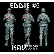 KAV F35 005 KAV-models Фигура Eddie 5, 1/35