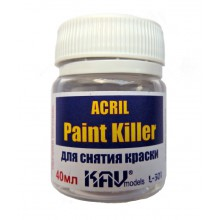 KAV L-301 KAV-models Acril Paint Killer, 40 мл