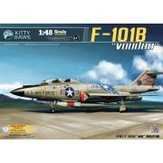 KH80114 Kitty Hawk F-101b Voodoo, 1/48