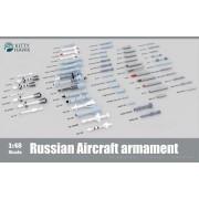 KH80151 Kitty Hawk Russian Aircraft Armament, 1/48