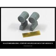 B35142 Miniarm Набор дымовых шашек БДШа-5, включает фототравление, 1/35