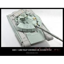 B35011 Miniarm T-64БМ Булат. Конверсионный набор включает фототравление, 1/35