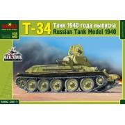 MQ3511 MSD Т-34 Танк 1940 года выпуска, 1/35