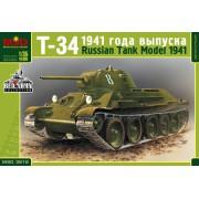 MQ3512 MSD Т-34 Танк 1941 года выпуска, 1/35