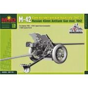 MQ3515 MSD М-42 45мм противотанковая пушка обр. 1942г., 1/35