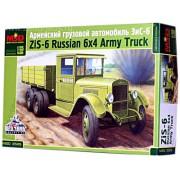 MQ3525 MSD Армейский грузовой автомобиль ЗиС-6, 1/35