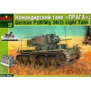 MQ3541 MSD Командирский танк Прага, German PzBfwg 38t, 1/35