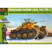 MQ3543 MSD Немецкий лёгкий танк German Sd.Kfz. 140/1, 1/35