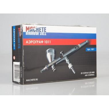 1011 Machete Аэрограф двойного действия, 0,25 мм