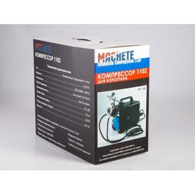 1102 Machete Компрессор с регулятором давления