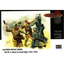 MB3524 Master Box Фигуры Рукопашная, Восточный Фронт, 1941, 1/35